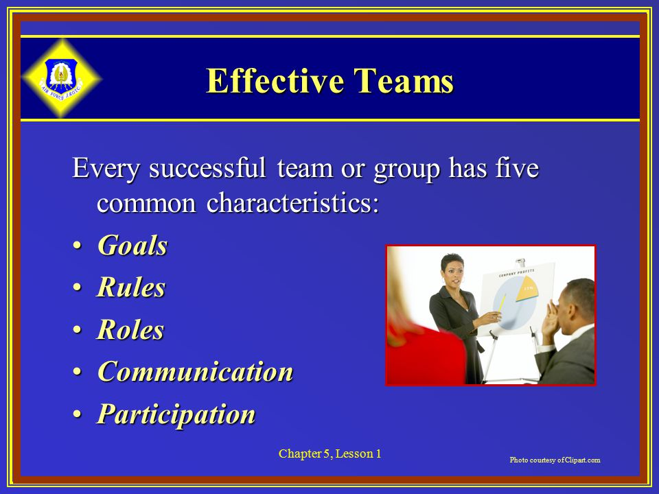 effective communication in team dynamics Improving group dynamics - helping your team work more effectively together   open communication is central to good team dynamics, so make sure that.