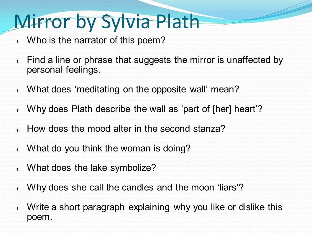 depth review sylvia plath and her poem point shirley