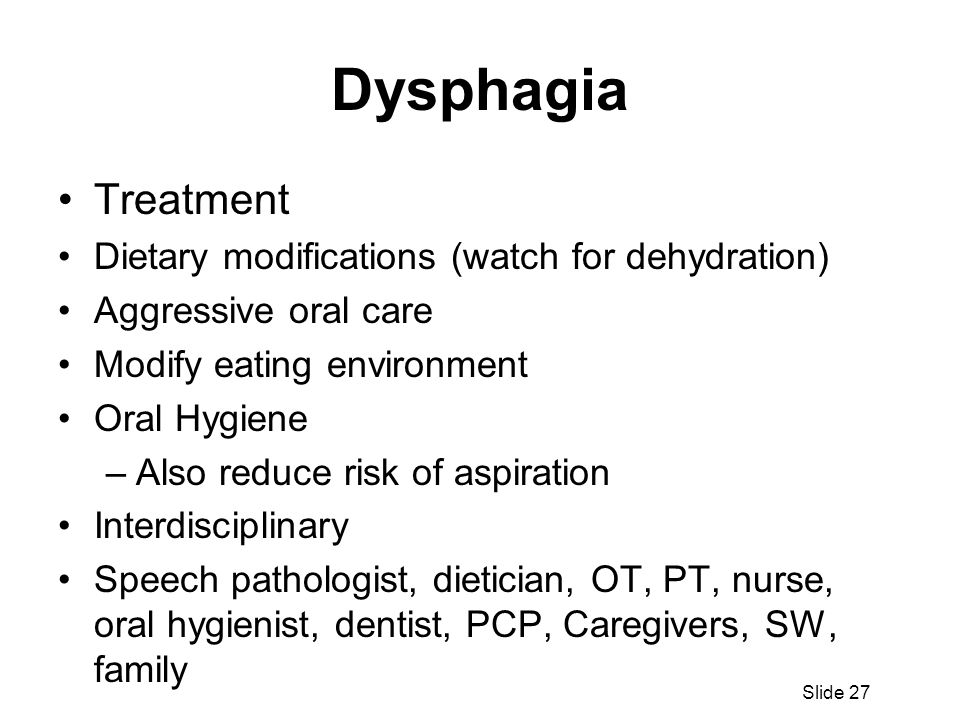 literature review dehydration and dysphagia Prevalence of dysphagia in people with intellectual  dysphagia in people with intellectual disability  a systematic review of 189 studies on dysphagia found.
