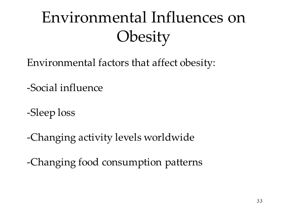 social influences on childhood obesity Social influences are associated with bmi and weight loss  a s ammerman, social influence in childhood obesity  social influences on.