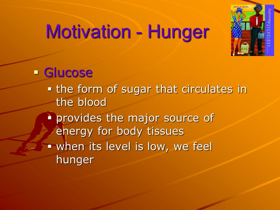 Motivation - Hunger Glucose