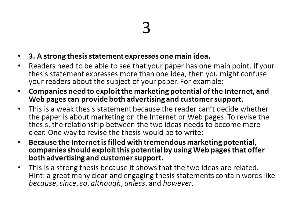 strong words to use in a thesis statement How to write a thesis statement make a strong impression when applying to jobs or graduate school with a well-designed resume and cover letter writing guides.