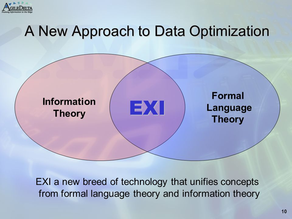 A New Approach to Data Optimization