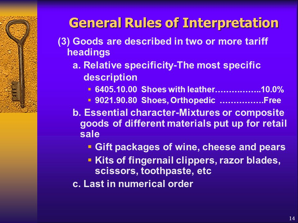 rules of interpretation Statutory interpretation 1 statutory interpretation becky lennahan october 10, 2013 why should we care about the rules of statutory construction.