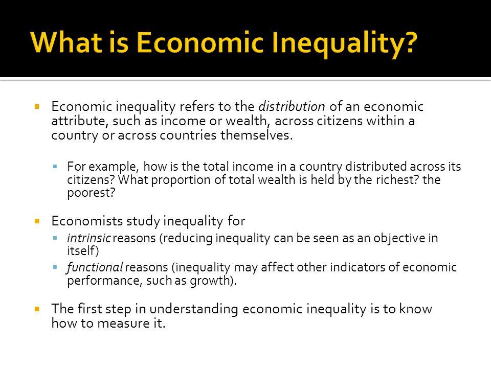 economic inequality - photo #15