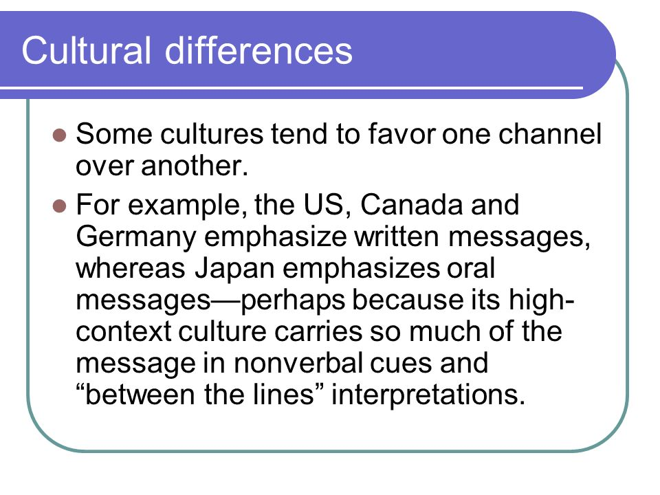 cultural differences between poland and germany The connection between culture and climate the cultural differences between these people influence both the content of between germany and the united.