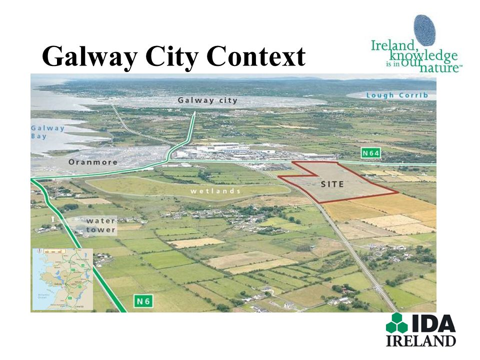 Galway City Context