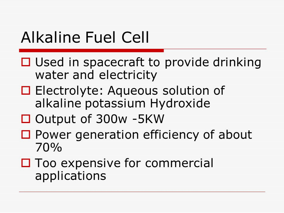 Fuel Cells Ppt Video Online Download