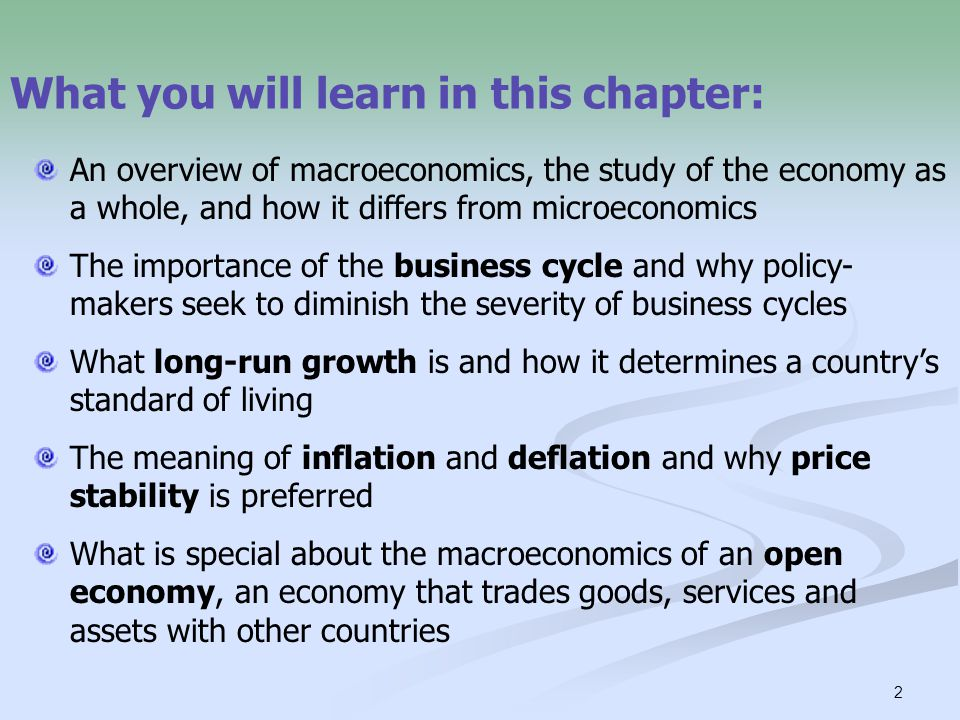 """understanding the difference between microeconomics and macroeconomics The first question which i geared up for was """"differences between macroeconomics and microeconomics"""" since it is the most commonly asked question to the students both micro- and macroeconomics provide fundamental tools for any finance professional and should be studied together in order to fully understand how."""