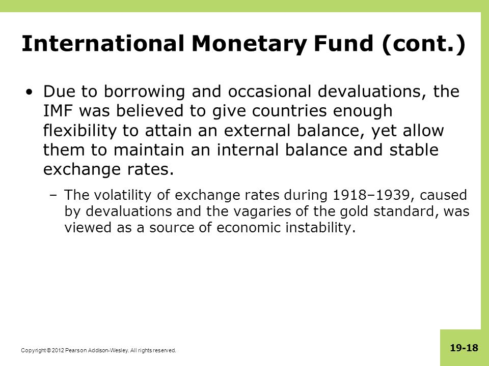 an overview of the different economy groups in the international monetary fund International monetary fund 's new poverty reduction and growth facility is designed to be different from the fund's enhanced structural adjustment facility, (2) assess what has actually changed in recipient.