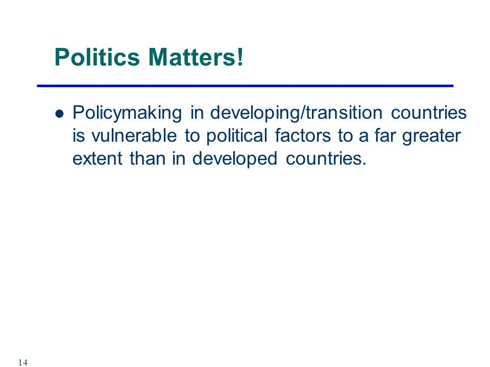 politics matters Why british politics matters aims this chapter: explains why we study politics explains why we study the politics of a special sort of institution,the state.