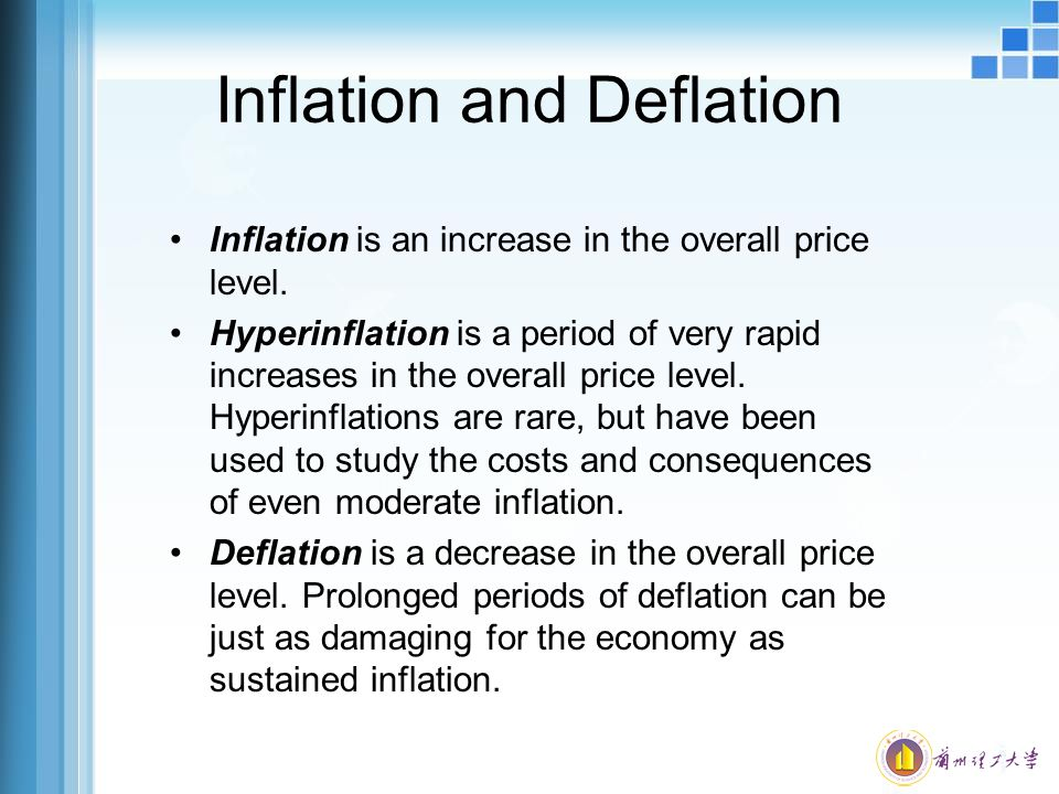 macroeconomics commentary on deflation Inflation deflation two words that strike fear into the hearts of investors are such fears justified let's take a look if we segment calendar year changes in.