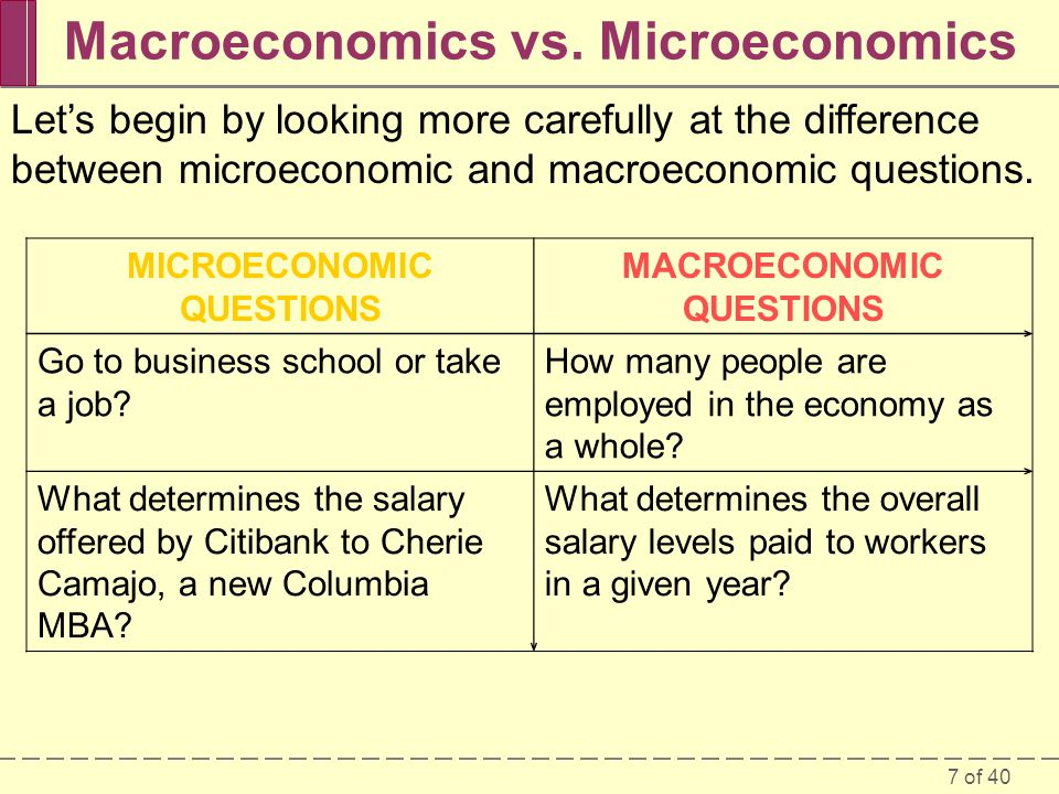 introduction to micro economics essay Microeconomics is all about how individual actors make decisions learn how supply and demand determine prices, how companies think about competition, and more we hit the traditional topics from a college-level microeconomics course.
