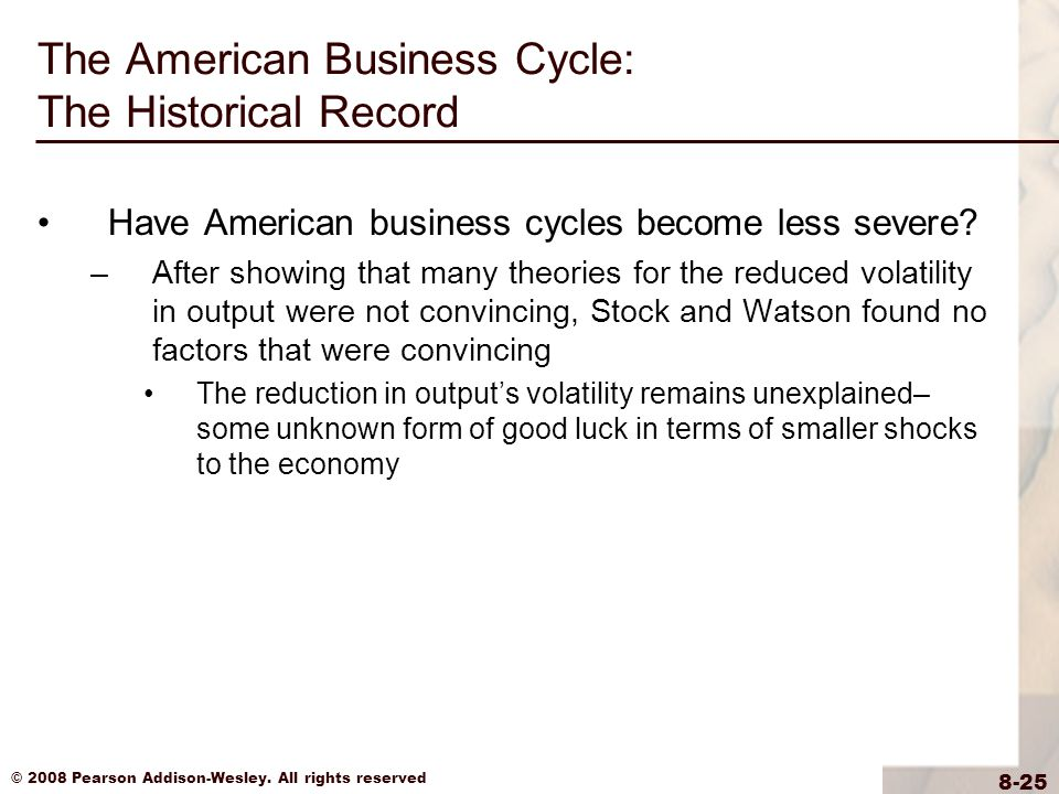 Chapter 8 Business Cycles. - ppt video online download