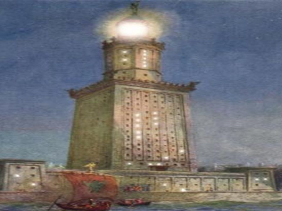 Ancient alexandrian and roman medicine ppt download for What state has the most lighthouses