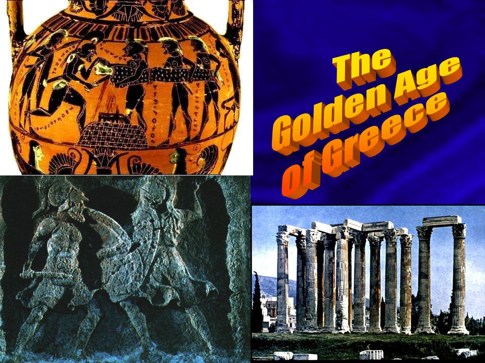 The Golden Age of Greece