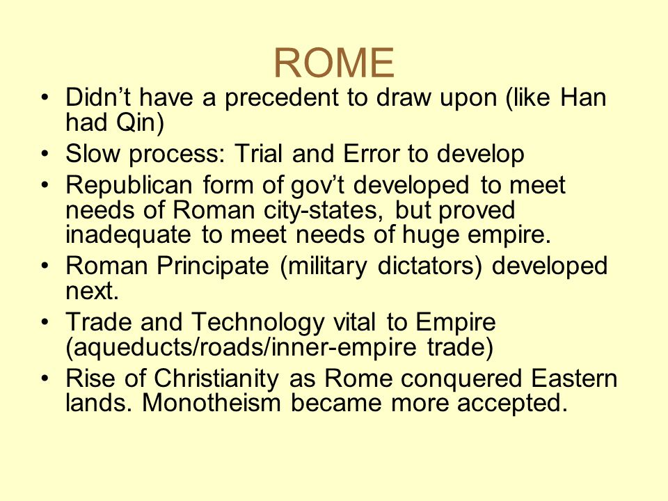 CHINA and ROME 200 BCE – 200 CE. - ppt download