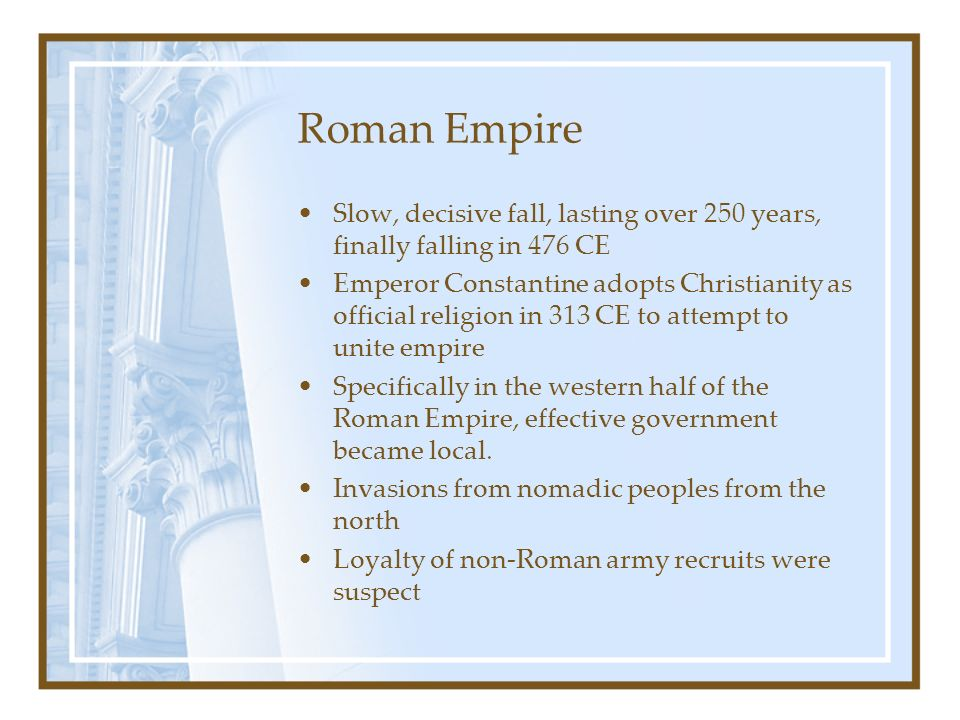 the importance of loyalty in western civilization When a society or a civilization is  group loyalty over  of western cultures is of crucial importance in the study.