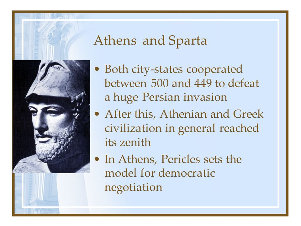 Athens and sparta classic civilizations essay