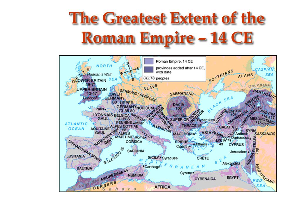 the roman empire is the greatest Discover six of rome's most fearsome adversaries.