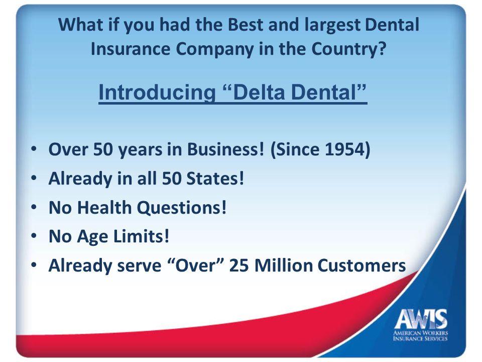 Introducing Delta Dental