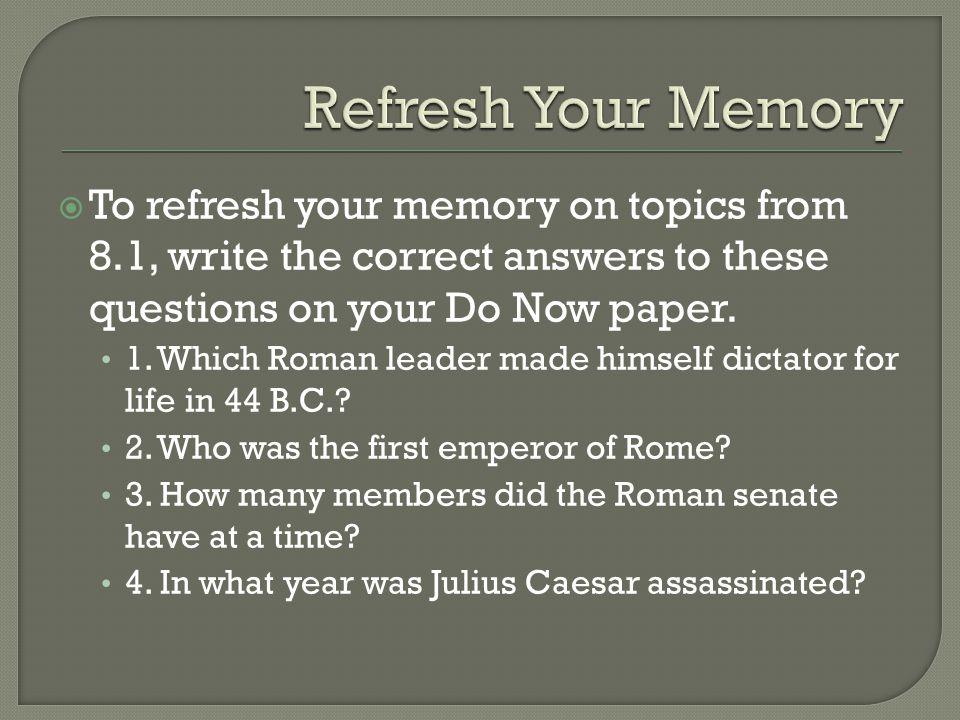 augustus rise to power essay tacitus Livy's cossus and augustus, tacitus' germanicus and tiberius: a historiographical allusion.