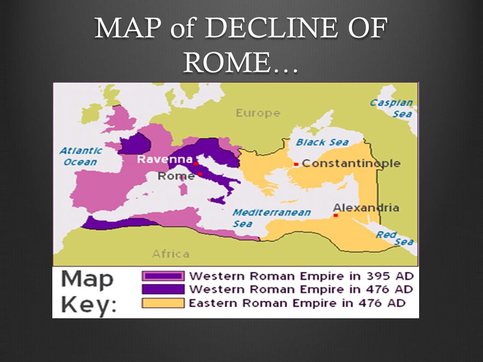 the major factors to the romam empire Start studying roman empire - after the punic wars learn vocabulary, terms, and more with flashcards, games, and other study tools.