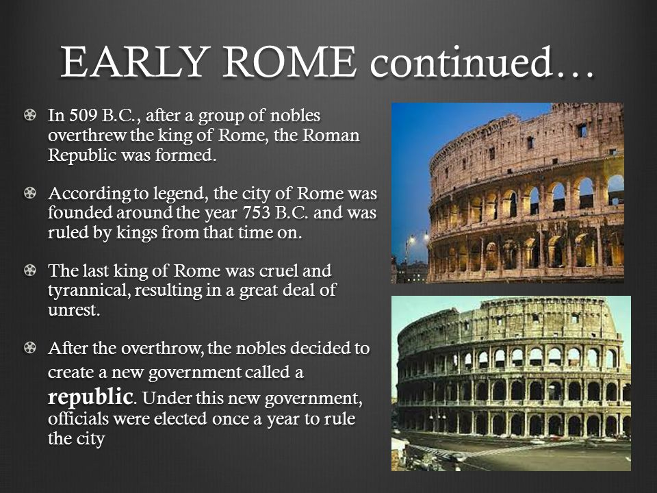 who found the city of rome - photo#4
