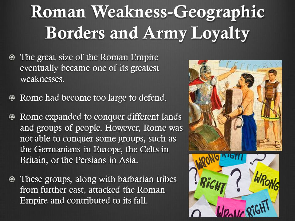 How Did Ancient Rome Maintain the Loyalty of People in Conquered Lands?