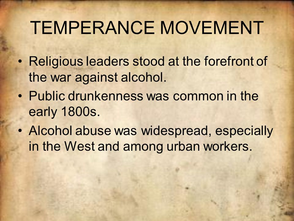 TEMPERANCE+MOVEMENT+Religious+leaders+st