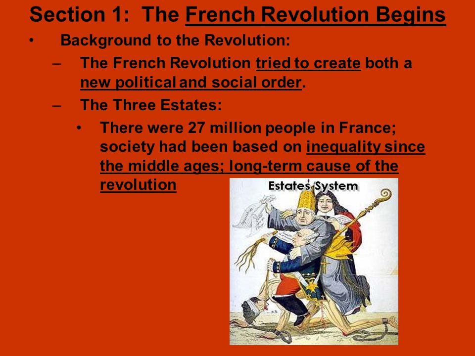 french revolution essay thesis