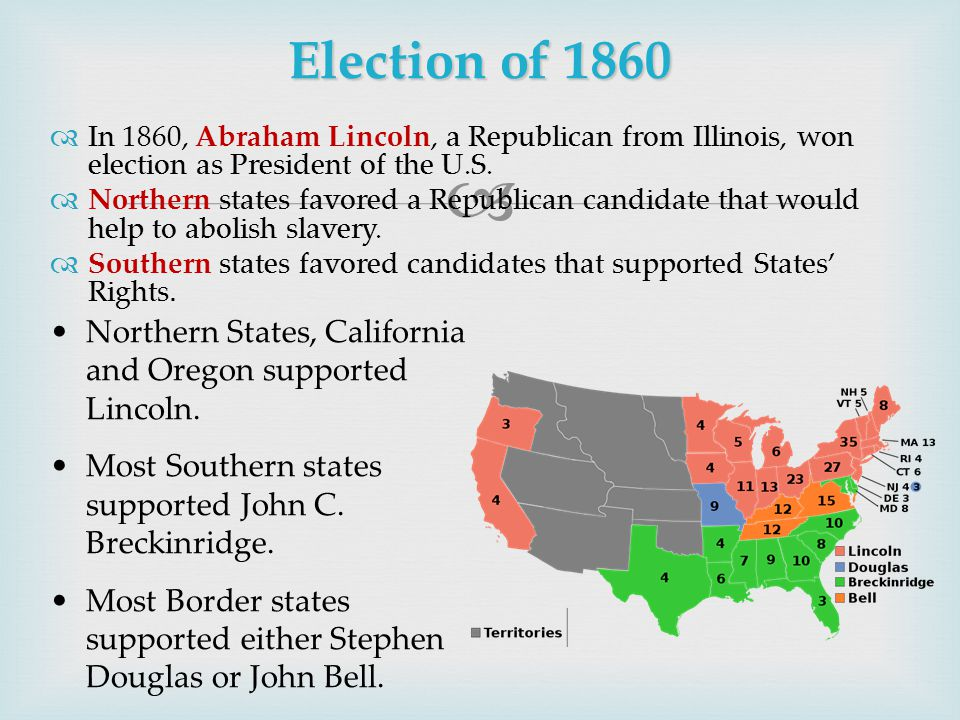 Antebellum Georgia Events Leading To The Civil War Ppt