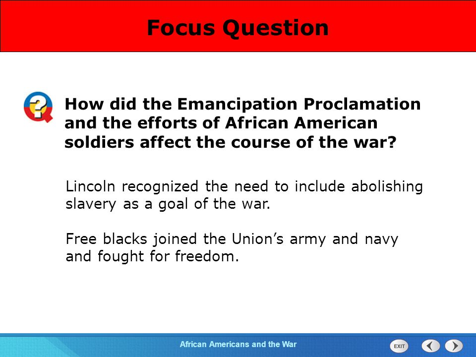 lincolns goals of emancipation and preservation Abraham lincoln's attitude towards slavery  lincoln's goals of emancipation and preservation of the union  the 12-day chase for lincolns killer by james l.
