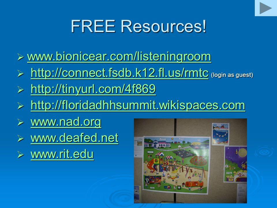 FREE Resources!