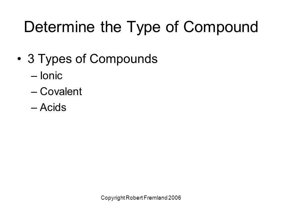 determining bond type of unknown substances essay Melting points lab report essay  i have determined that the molecular weight of the given molecules played a greater role in determining  this type of bond.