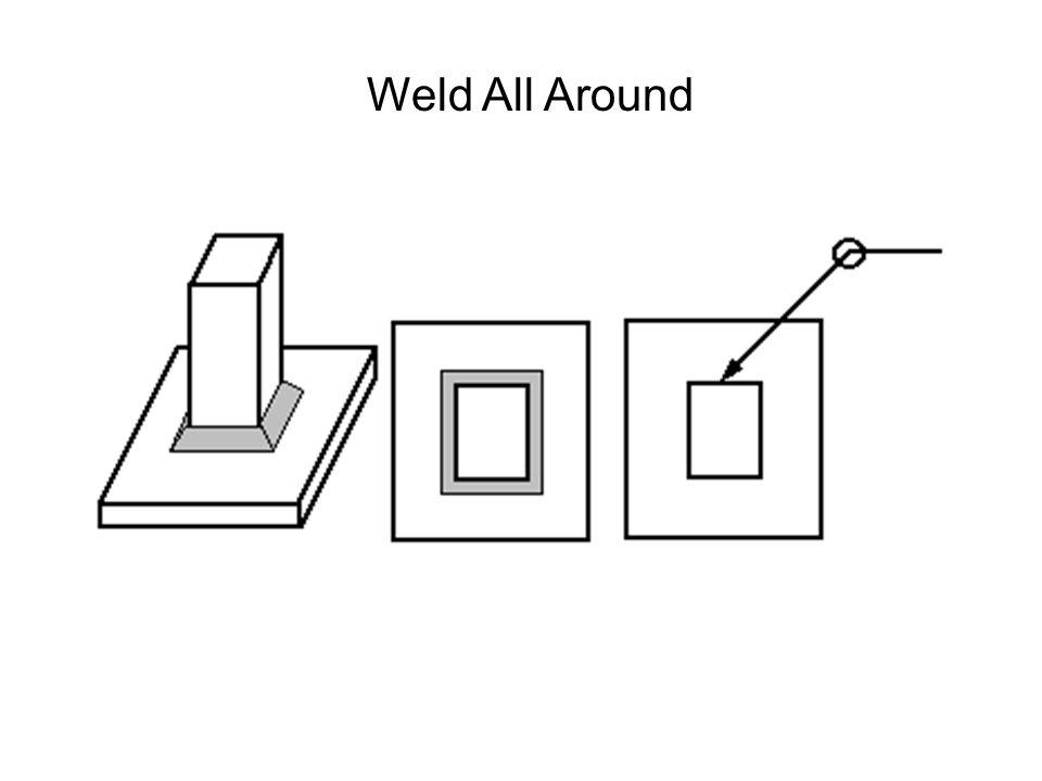 welding symbols and nomenclature