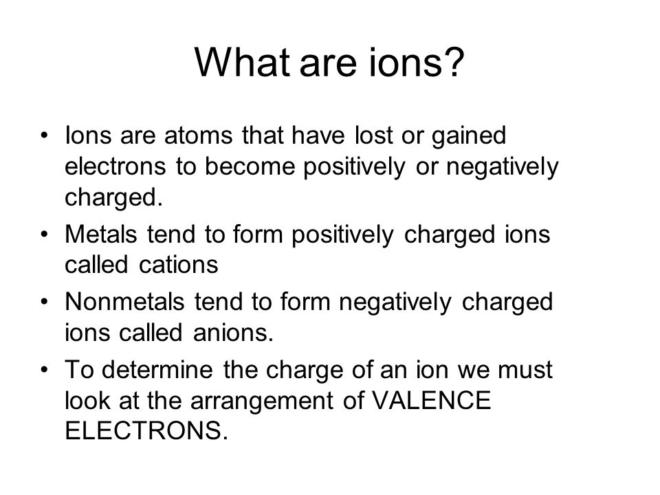 an analysis of the negatively charged electrons A negatively charged particle within an atom is called an electron electrons were discovered in 1897 by a british scientist named jj.