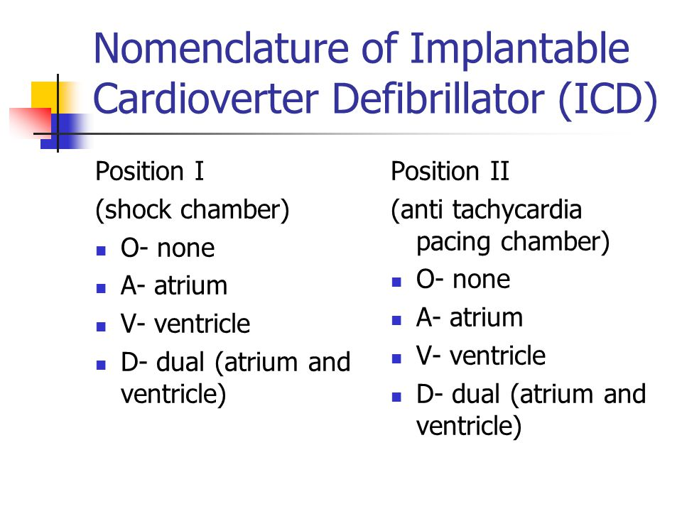 Single chamber icd implant cpt code
