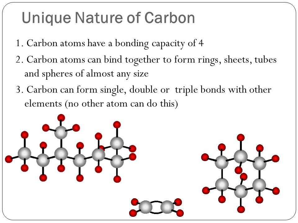 Organic Chemistry Study of molecular compounds of carbon. - ppt ...