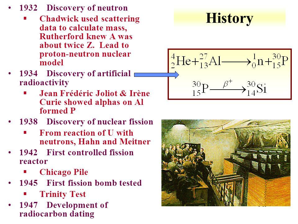Radiochemical dating definition