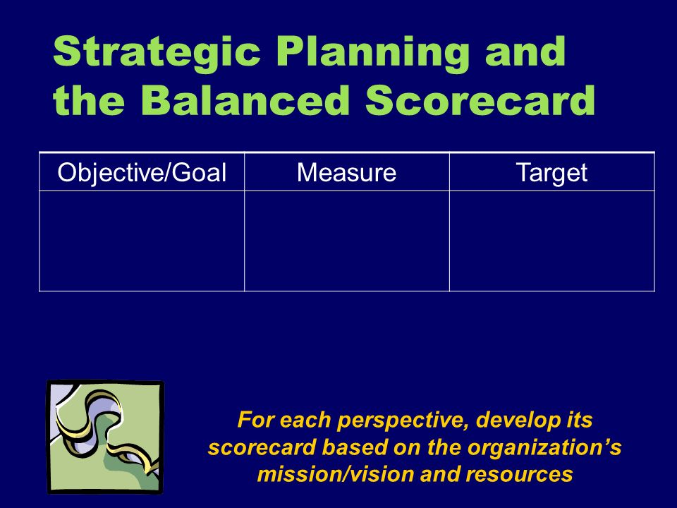 balance scorecard of target corporation A balanced scorecard better measures a firm's capabilities to create long-term   measures that indicate whether the company's strategy, implementation, and   of the measures on a scorecard should be linked to specific targets for improving .