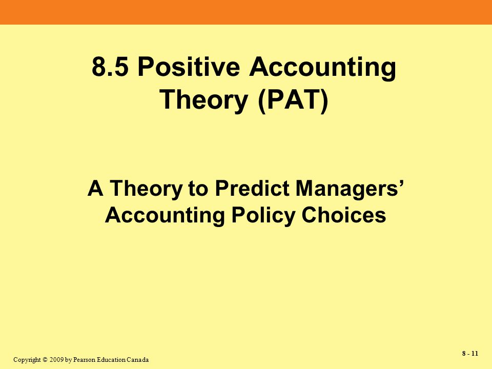 positive accounting theory and banking Ias 1 sets out the overall requirements for financial statements, including how they should be structured, the minimum requirements for their content and overriding concepts such as going concern, the accrual basis of accounting and.