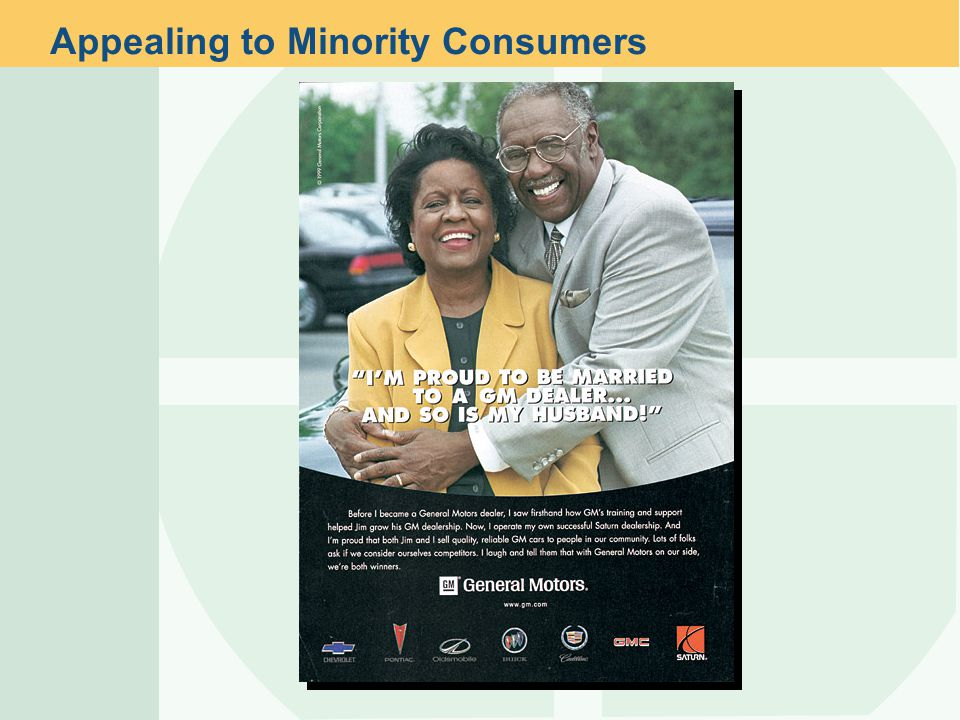 the rising use of minorities in advertisements The fed isn't paying attention to a rise in participation for minorities.