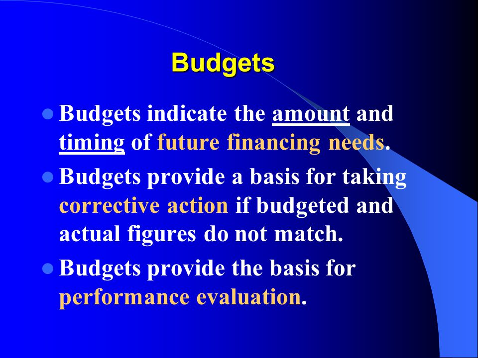 financial planning budgeting and forecasting pdf