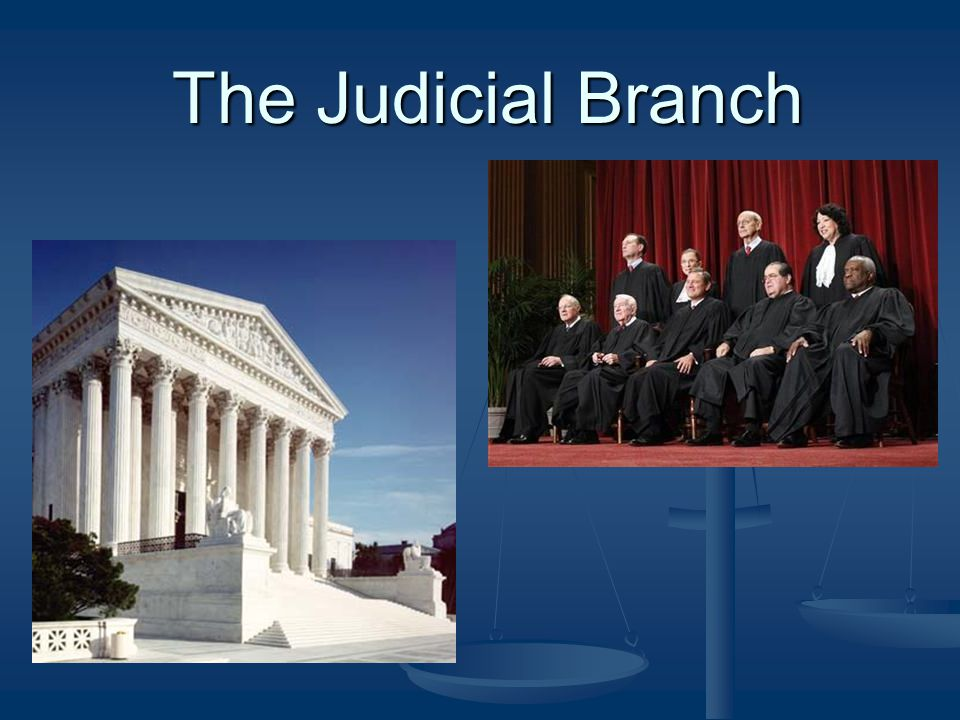 the power and purpose of the judicial branch of the united states federal government The judicial branch of us government is composed of the supreme court and all of the lower federal courts as created by congress the judicial branch was created by article iii of the constitution the most significant power of the judicial branch is that of judicial review, first stated by chief justice john marshall in the 1803 case of .