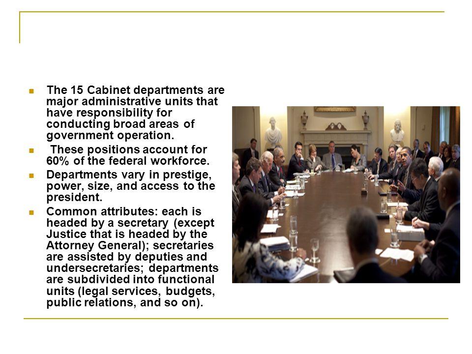 Federal Bureaucracy SSCG ppt download