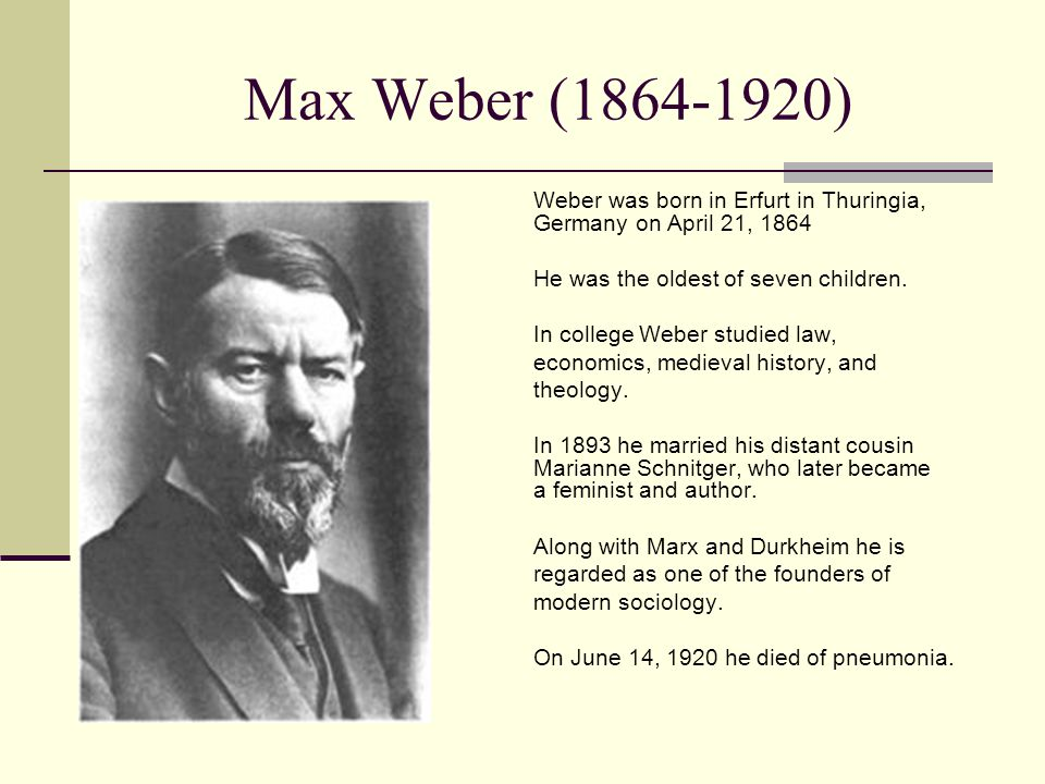 social change in the perspectives of max weber and karl marx essay A brief biography of karl marx search the site go social sciences sociology major sociologists introduction to sociology key theoretical concepts deviance & crime.