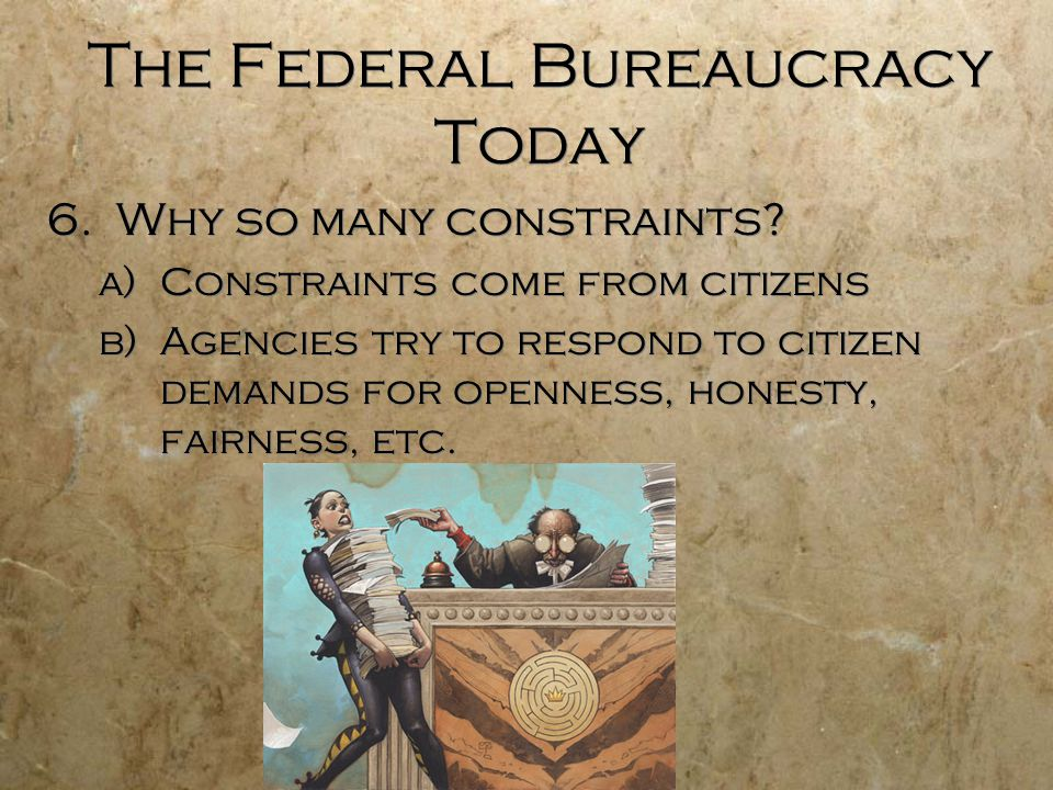 Chapter 15 The Bureaucracy - ppt video online download