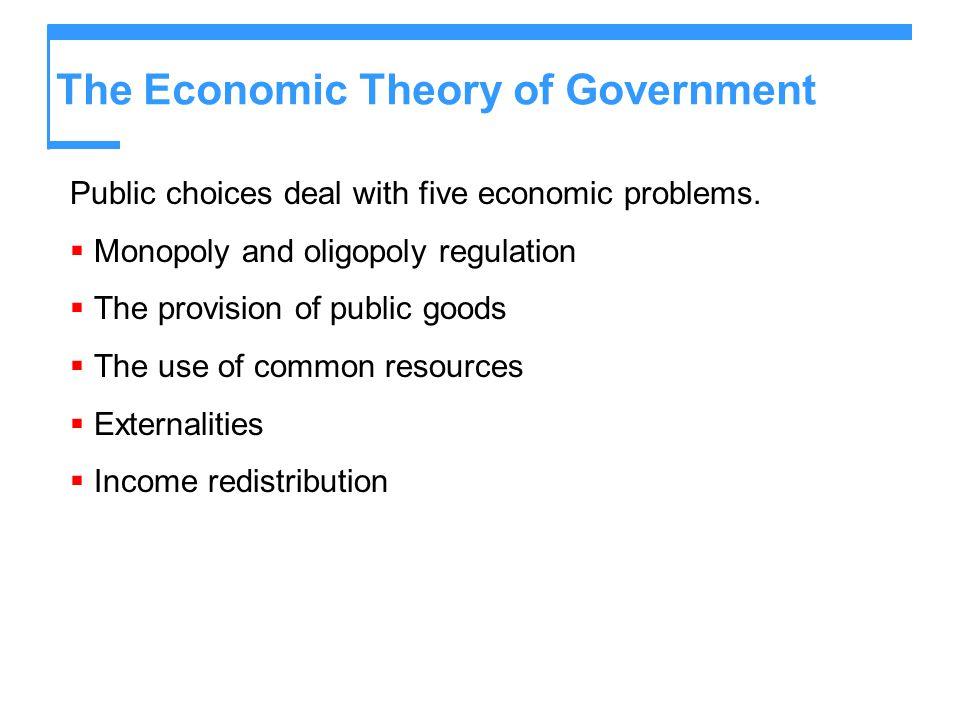 monopolies oligopolies and the economy