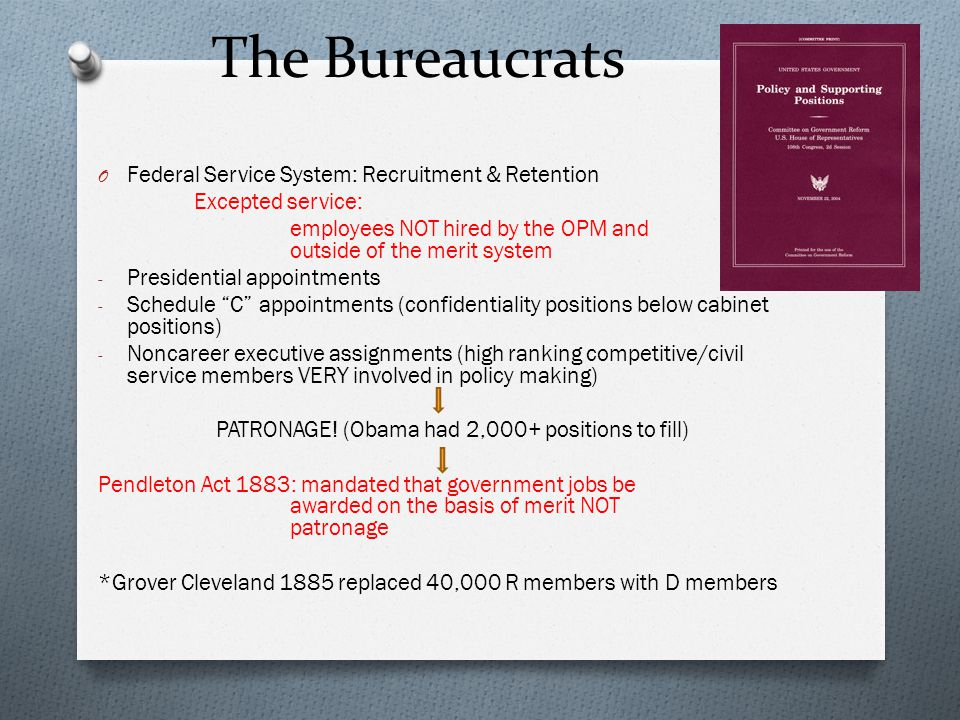(Obama Had 2,000+ Positions To Fill)